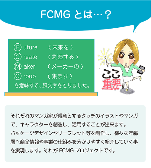 FCMGプロジェクト
