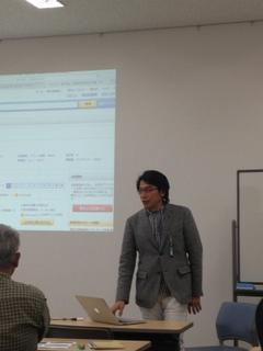 福岡Ruby大賞の優秀賞を受賞された山崎先生